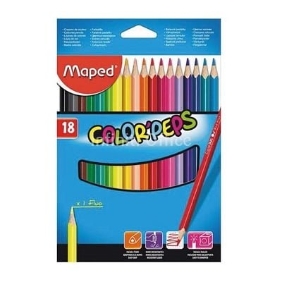 Bojra druri 18 Colorpeps MAPED