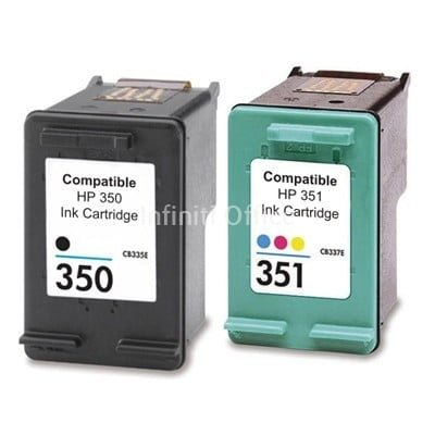 Toner Inkjet Hp 351 Colour