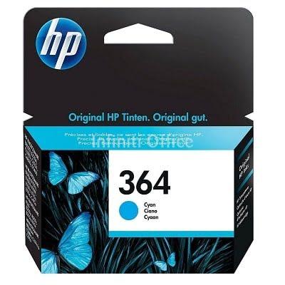 Toner Inkjet HP 364 Cyan