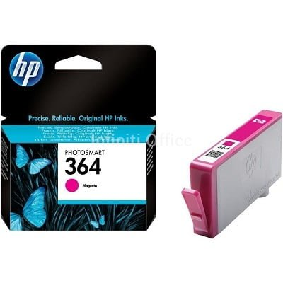 Toner Inkjet HP 364 Magenta