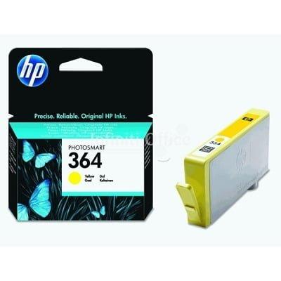 Toner Inkjet HP 364 Yellow
