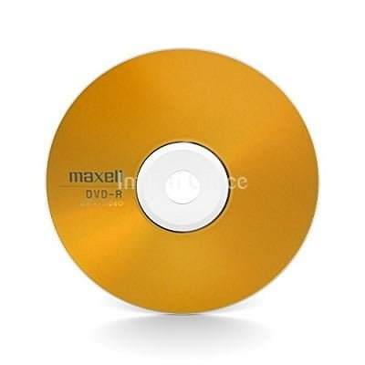DVD-R maxell (me zarf)