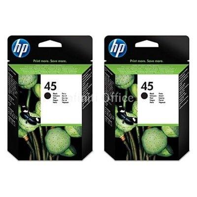 Toner Inkjet HP 45A Compatible