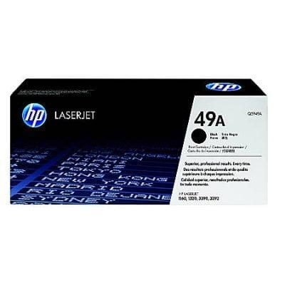 Toner Laser HP 49A Black