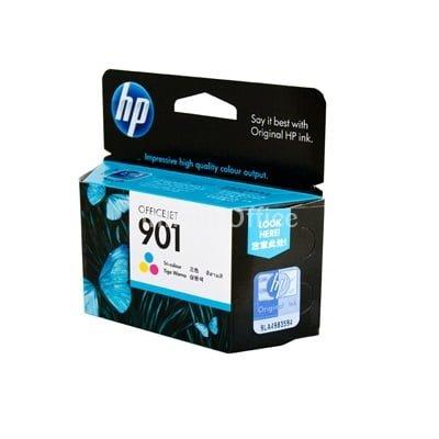 Toner Inkjet HP 901 Tri-Colour