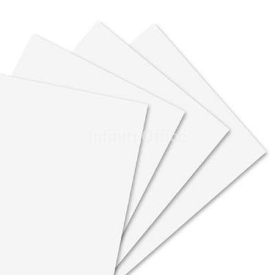 Karton 50x70 i bardhe