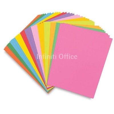Leter A4 80 gr Color me fije