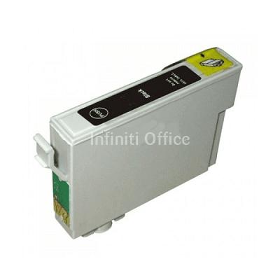 Toner Inkjet Epson T1281 Black Compatible