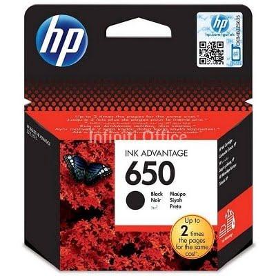 Toner Inkjet HP 650 Black