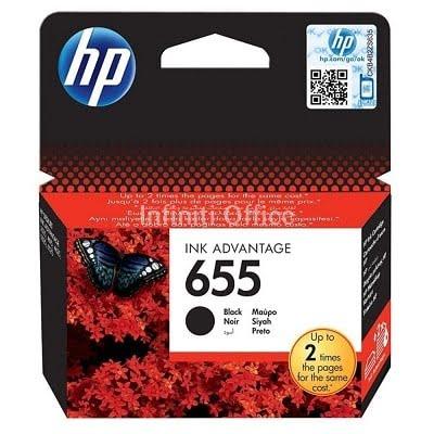 Toner Inkjet HP 655 Black