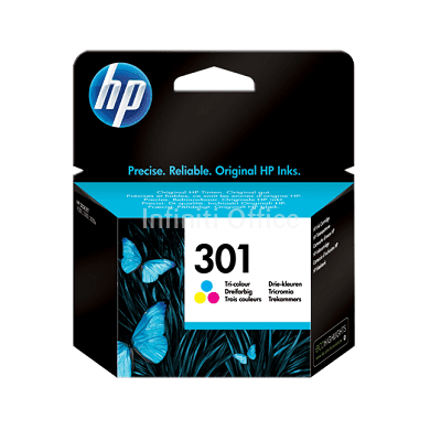 Toner Inkjet Hp 301 Colour
