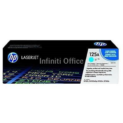 Toner Laser HP 125A Cyan