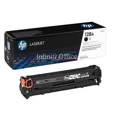 Toner Laser HP 128A Black