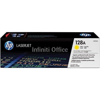 Toner Laser HP 128A Yellow