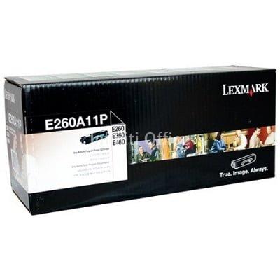 Toner Laser Lexmark E-260/360