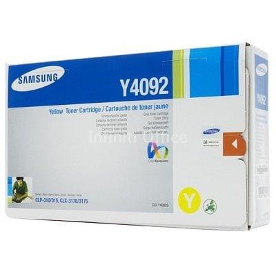 Toner Laser Samsung Y4092 Yellow