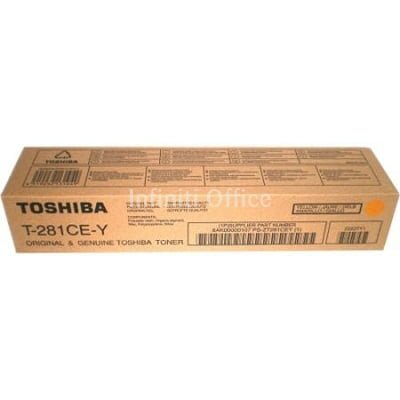 Toner Laser Toshiba T-FC28e-Y Yellow
