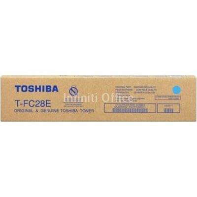 Toner Laser Toshiba T-FC28e-C Cyan