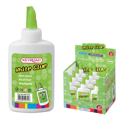 Vinovil white glue 120 gr keyroad