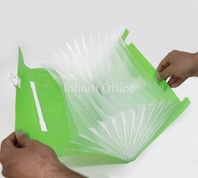 Dosje plastike me ndarje A5
