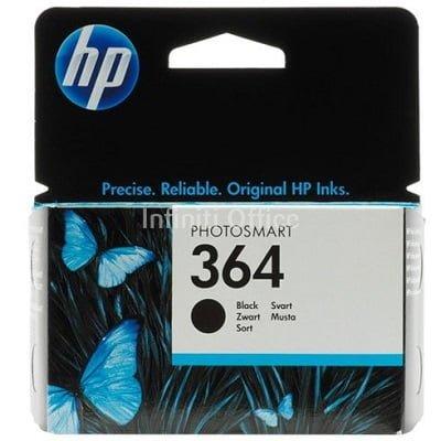 Toner Inkjet HP 364 Black