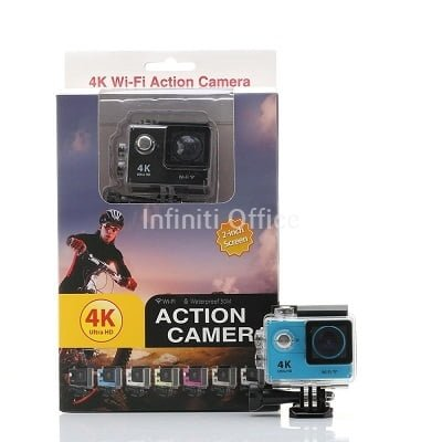 Kamera Action ULTRA HD 4K WIFI