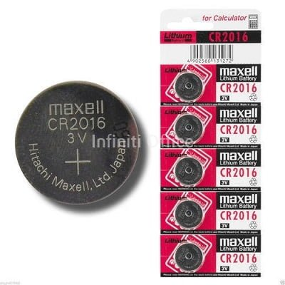 Bateri Maxell 2016