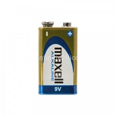 Bateri 9V Maxell me cop