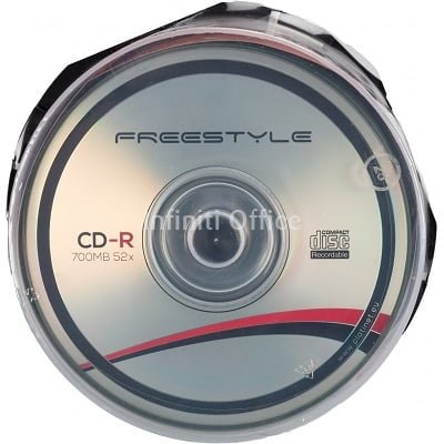 CD-R Freestyle me kapak