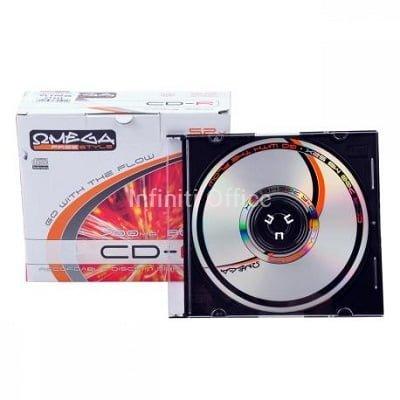 CD-R 700MB OMEGA