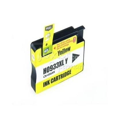 Toner Inkjet HP 933XL Yellow Compatible Anycolor