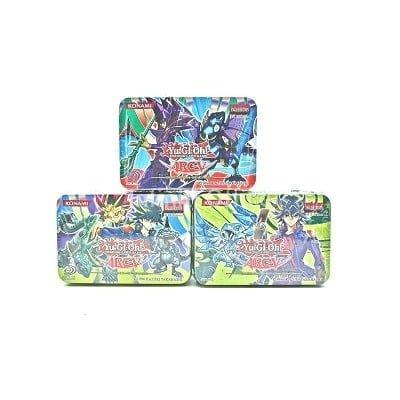 Letra me Yu-Gi-Oh! me kuti te Madhe Metalike