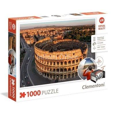 Puzzle 1000 Virtual Reality Clementoni