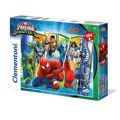 Puzzle maxi 23704 Spiderman Clementoni