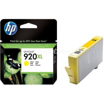 Toner Inkjet HP 920XL Yellow Compatible Anycolor