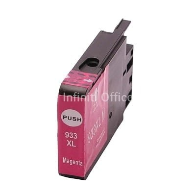 Toner Inkjet HP 933XL Mangenta Compatible Anycolor