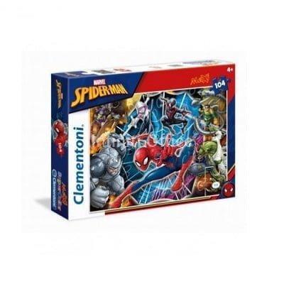 Puzzle Spiderman Maxi 104 pieces