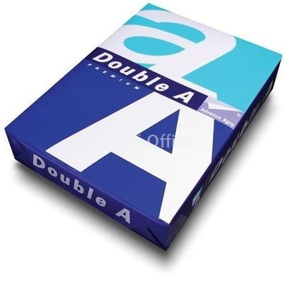 LETER A4 DOUBLE A 75GR