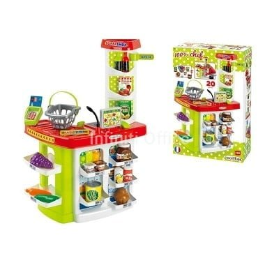 Loder super shop set chef