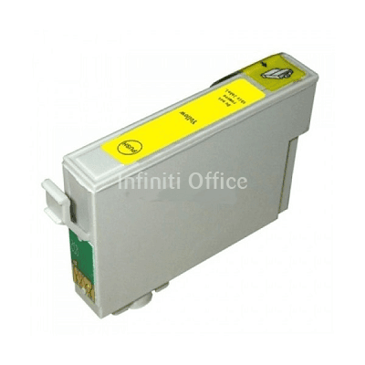 Toner Inkjet Epson T0714 Yellow Compatible Anycolor