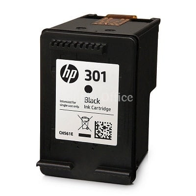 Toner Inkjet HP 301 Black Compatible Anycolor