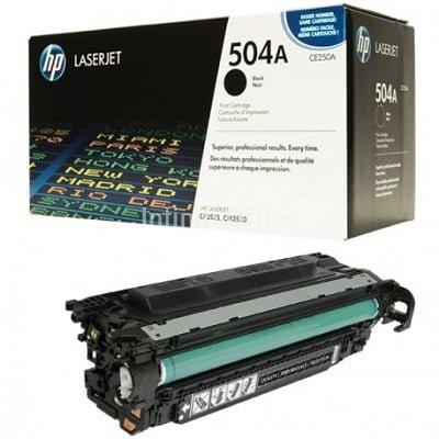 Toner Laser HP 504A