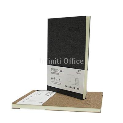 Bllok A6 Business NoteBook 64K