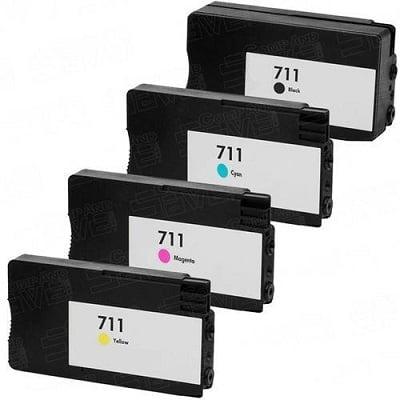 Toner Hp 711 Color Compatible