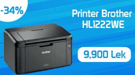 Printer Brother HL1222WE (Toner Benefit)