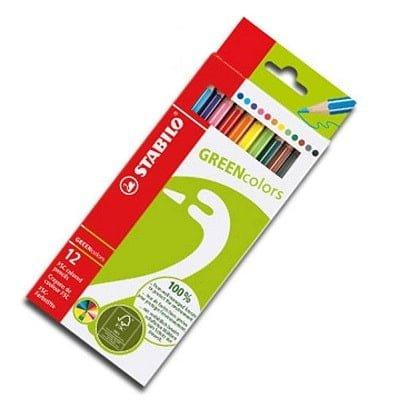 Bojra druri STABILO Green cloros 12 cop