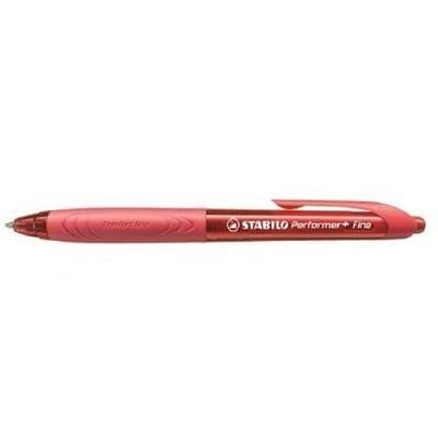 Stilolaps STABILO Performer+ 328 Ballpoint i kuq