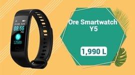 Ore Smartwatch Y5