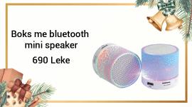 Boks me bluetooth mini speaker